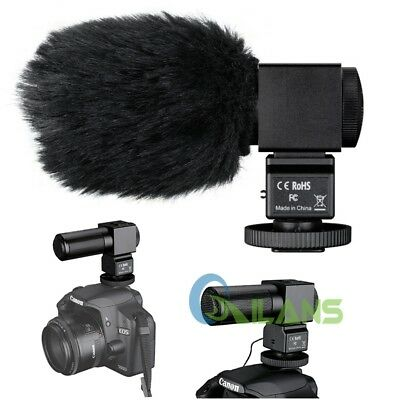 TAKSTAR SGC-698 Digital Stereo Video DV Professional Camera Recording Microphone