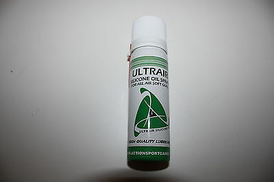 AIRSOFT ULTRAIR SILICONE OIL SPRAY 60ml asg14265 (ACTIONSPORTGAMES.COM)