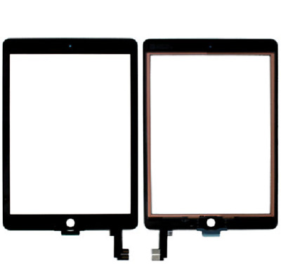 Kleberweiß Other Cell Phones & Accs Cell Phones & Accessories 2x Apple Ipad 3 Touch Scheibe Touchscreen Glas Digitizer Frontglas