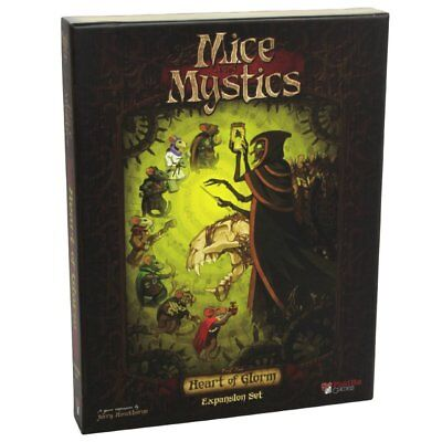 Mice and Mystics The Heart of Glorm Expansion Board Game