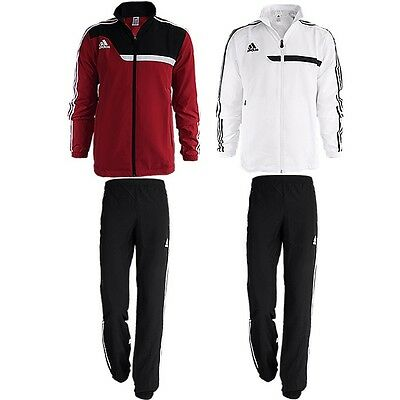 Adidas Tiro 13 men's track suit red or white sports suit jogging suit NEW