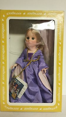 """Vintage Effanbee """"Story Book"""" collection Maid Marian 11""""- Tag and Original Box,"""