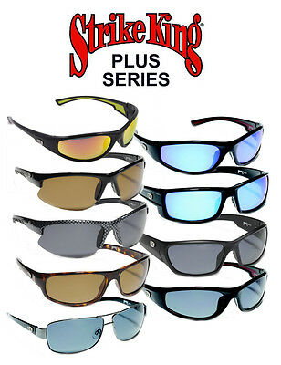 STRIKE KING SK PLUS SERIES POLARIZED SUNGLASSES select styles