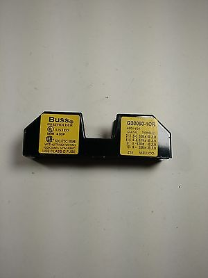 Buss SC-50 Time Delay Fuse With G30060-1CR Fuse holder