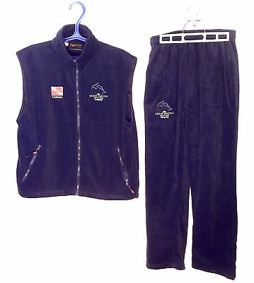 Pioneer Dry Suit Undergarment Sets – Unisex - Navy Blue - Small