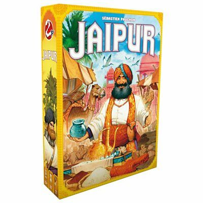 Jaipur Board Game Fast-paced Strategy Game