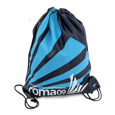Drawstring GYM Sports Swim Swimming Bag Water Resistant SMG01