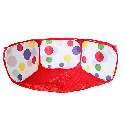 Toddler Indoor Safety Play Tent Baby Kid Portable Folding Playpen Game House New