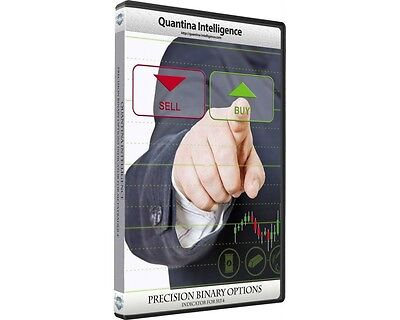 Quantina Precision Binary Options Indicator 2017