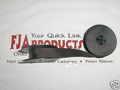 Royal Manual Portable Typewriter Ribbons - Black Ink Ribbon FREE SHIPPING IN USA