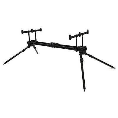 Fox Ranger MK2 - 3 Rod Pod Including Case and Buzz Bars* Brand New*