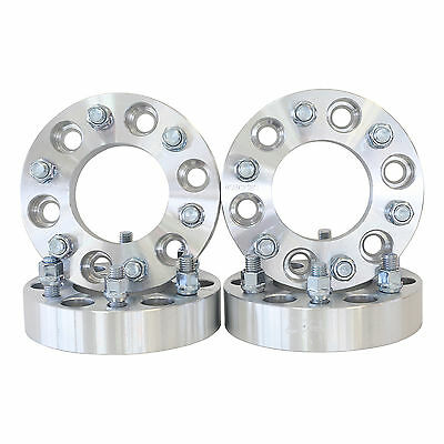 """4pc   3"""" (1.5"""" per side) 6x135 Wheel Spacers 2004-2016 Ford F-150 M14X2.0 studs"""