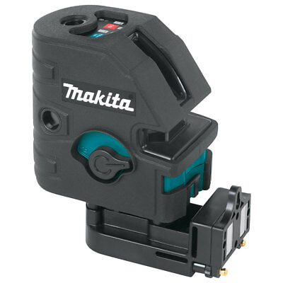 Makita SK103PZ 100-Feet 4 Point Self-Leveling Combination Cross-Line/Point Laser