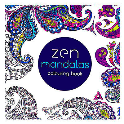 Paperback Children Graffiti Coloring Book Painting English  Books Zen Mandalas