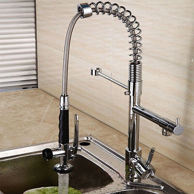 Commercial Kitchen Heavy Duty Faucet Catering Cleaning Warewashing Sink