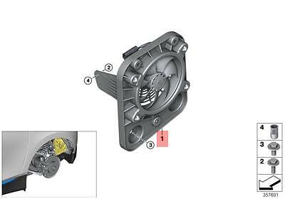 Genuine BMW i3 Mega City Vehicle Electric Fan OEM 17428608033