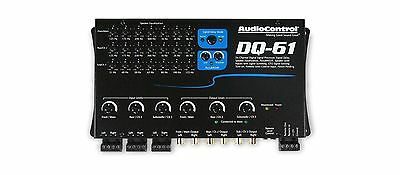 AudioControl DQ-61 OEM Factory Sound Processor With Equalization & Time Delay