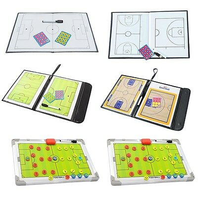 Soccer and Basketball Tactics Board Coaching Board ZX-Z068 Version GT
