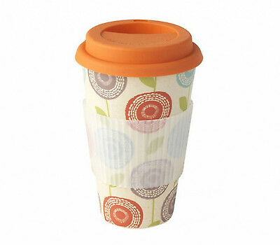 Garden of Life Bamboo Sippy Mug  by Inspire