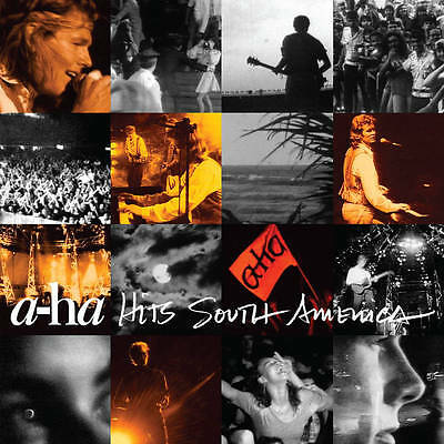 """A-HA Hits South America LIMITED 12"""" VINYL 2016 (RSD Record Store Day 2016)"""