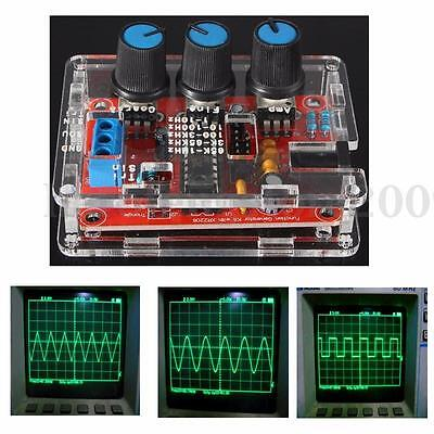 XR2206 Function Signal Generator DIY Kits Sine, Triangle, Square Output 1HZ-1MHZ