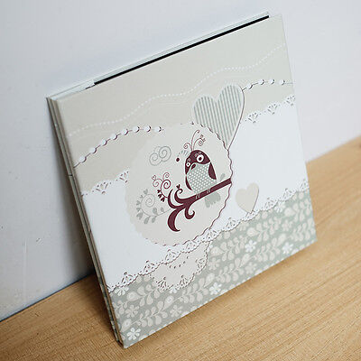 simple/elegantly Cover of Self-adhesive protective film the photo album Diy gift