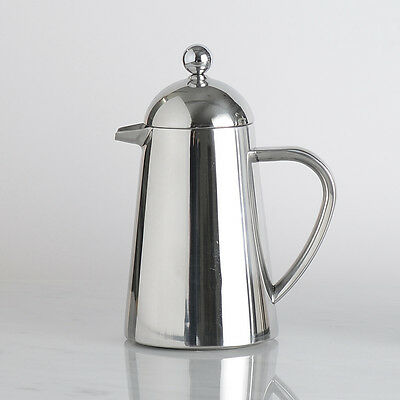 ProCook Double Walled Stainless Steel Cafetiere