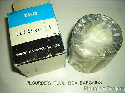 "New 2"" IKO Thompson Nippon Open Linear Ball Bearing Bushing, LBB32OP, LBB-32-OP"
