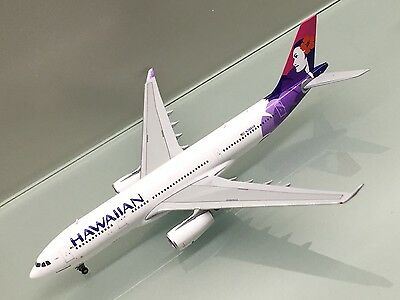 Gemini Jets 1/400 Hawaiian Airlines Airbus A330-200 N388HA die cast metal model