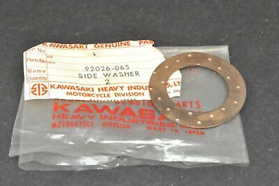 NOS New Kawasaki 1970-71 F5 1971-72 F8 Crank Shaft Pin Washer 92026-065
