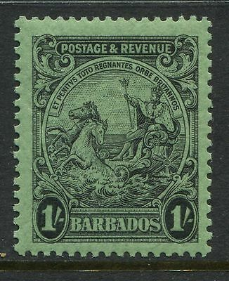 Barbados 1932 KGV 1/ perf 13 1/2 by 12 1/2 mint o.g. hinged