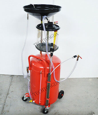 20 Gallon Pneumatic Waste Oil Drain Operated Drainer