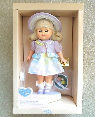 """Vintage 1988 Vogue 8"""" Ginny Doll GINNY`S EGG HUNT #71412 - Mint in Box / Unused"""