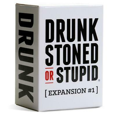 Drunk Stoned or Stupid #1 Expansion Card game