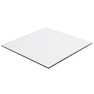 Velleman 3D Printer Glass Plate Clear Tempered Panel Heat Resistance 215x215mm