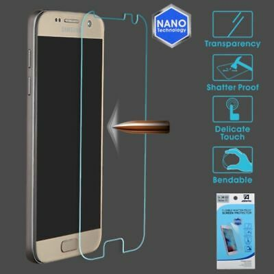 Clear Anti-Scratch Screen Protector LCD Film Cover For Samsung Galaxy S7