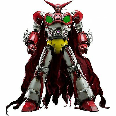 Getter Robot 1 Threezero 3A Limited Red Color anime version 40 cm