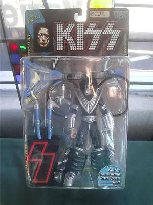ACE FREHLEY KISS ULTRA ACTION FIGURE McFARLANE TOYS GUITARIST ROCK & ROLL