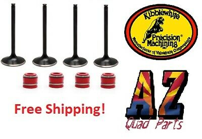 2007 Suzuki RMZ450 Stock Replacement Kibblewhite Intake Exhaust Valves Seals