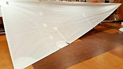NEW Catalina 27 Mainsail 3 Full length Battens 2 Reefs with Logo and Numbers