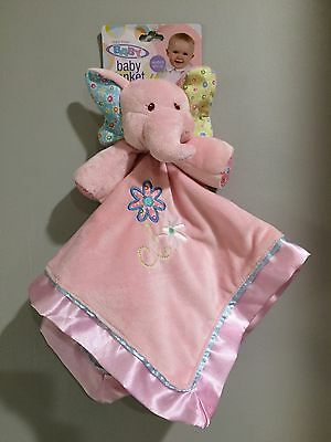 """Mary Meyer  Ella Bella 17"""" Baby Blanket- 37920 New With Tag"""