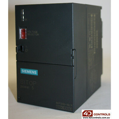 Siemens 6EP1 333-1SL11 SITOP Power 5 Stabilized Power Supply - Used