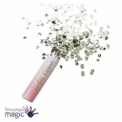 Ginger Ray Gold Wedding Party 15cm Confetti Cannons Popper Compressed Air 1 2 4