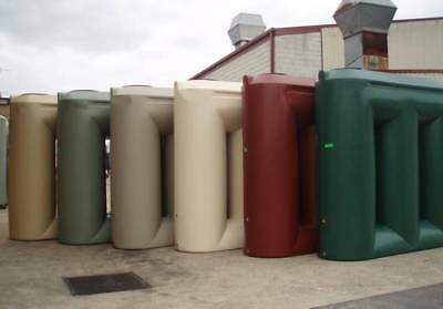 2300Lt Rainwater Tanks Newcastle Nsw Free Delivery