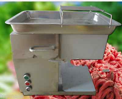 pork/fish/beef meat cutting machine,250KG/hour 110V220V meat cutter/slicer