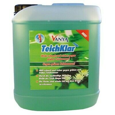VANYA TeichKlar POND 5.000 ml (7,96€/1l)