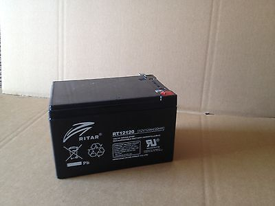 Apc Bk650Mc Ups Battery Ritar