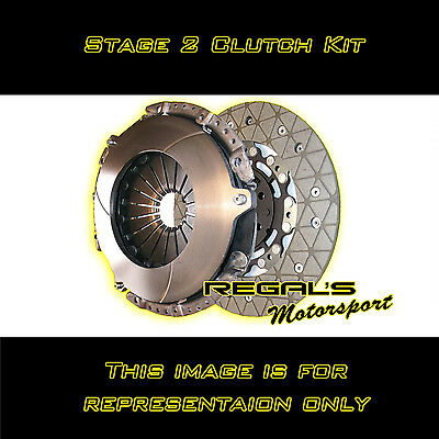 Mini Cooper R55, R56, R57 S 1.6 - N14B16A Engine R56 Stage 2 Clutch Kit