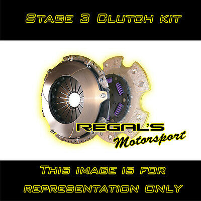 Peugeot 207 1.6 Gti Pack Turbo 176 BHP Model 2006-2009 Stage 3 Clutch Kit