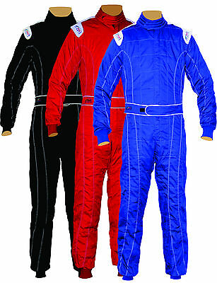 Karting/Race/Rally Adult Go kart suits/overall/coverall/sobretodo new excellent